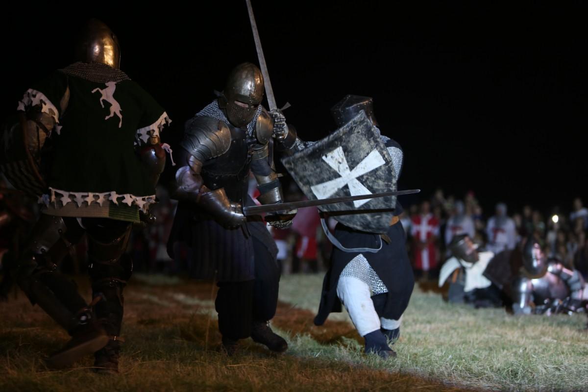 Le giornate dei cavalieri di Vrana