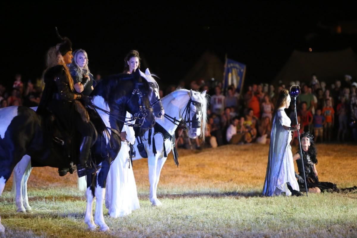 Rittertage von Vrana