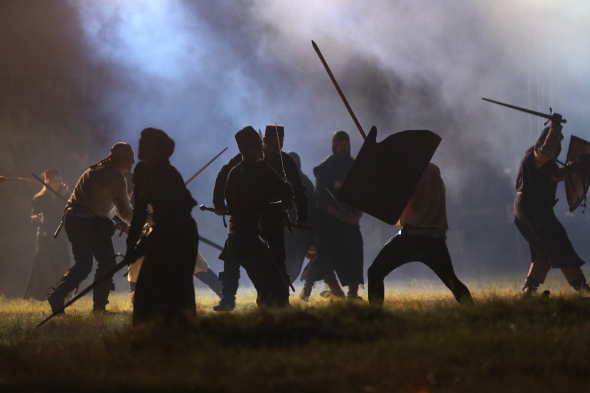 Dnevi vranskih vitezov