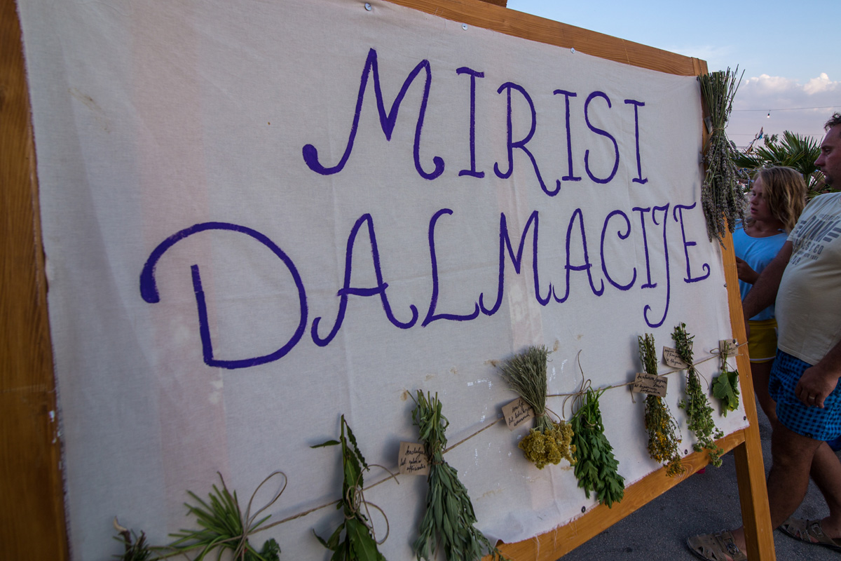 Vůně dalmácie (Mirisi Dalmacije)