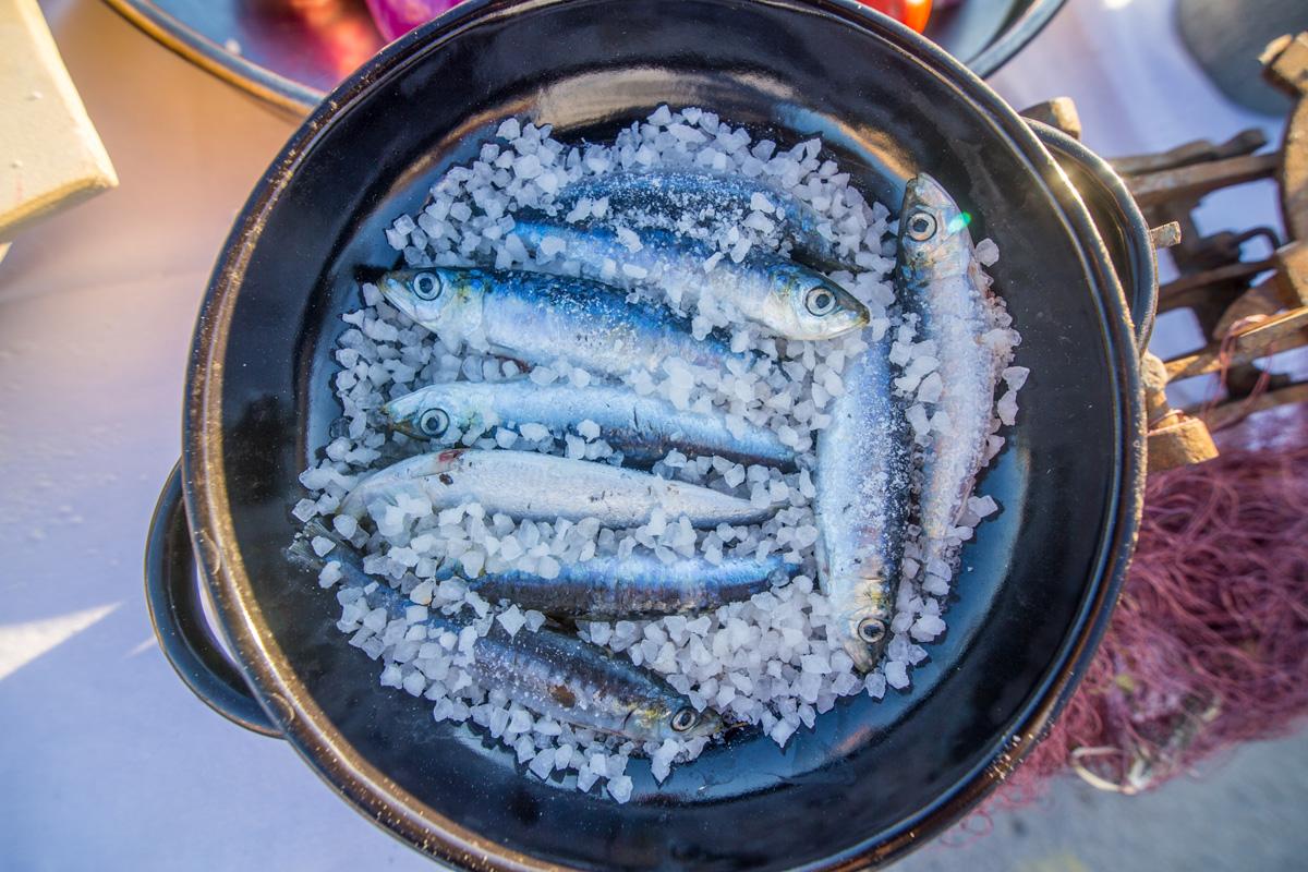 Il gusto del mare e del sale (S okusom mora i zrnom soli)