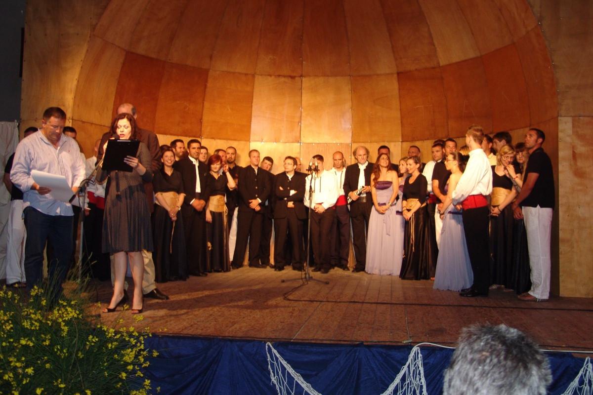 Festival klapa Školjka
