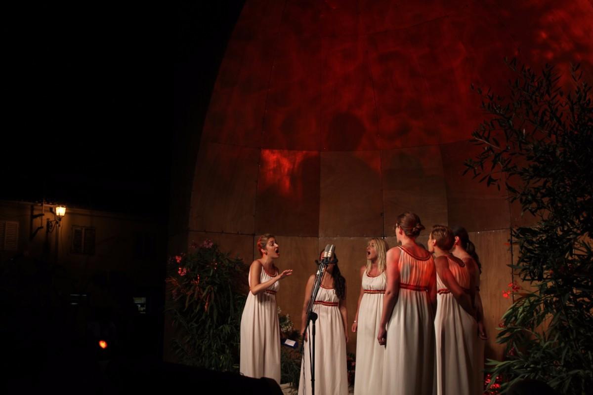Školjka harmony singing festival