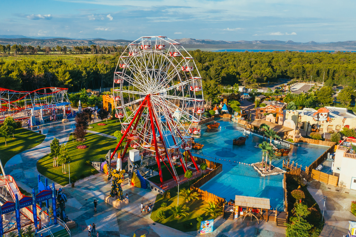 Parc d'attractions de Biograd