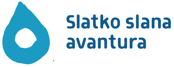 Slatko-slana avantura Logo