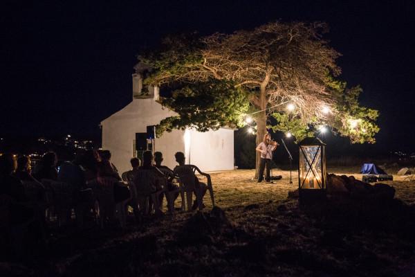 Koncert na otočiću Sv. Juštinica