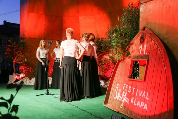 Školjka Festival 2018
