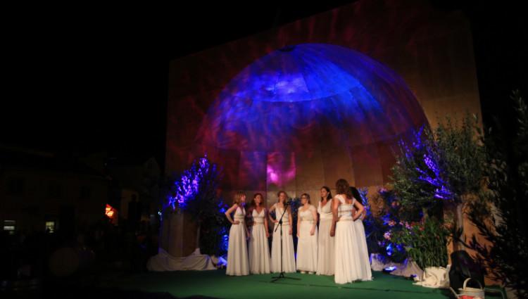 Harmony singing festival Školjka 2017