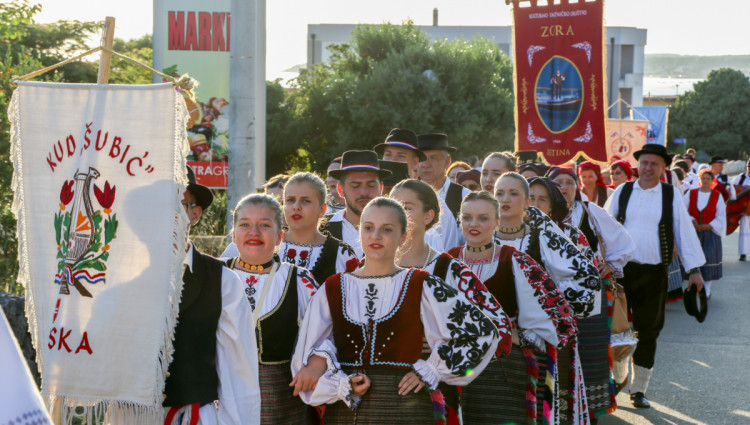 Festival of Croatian Cultural Associations in Drage 2018