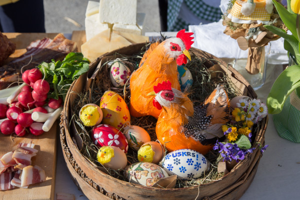 Easter Breakfast 2018