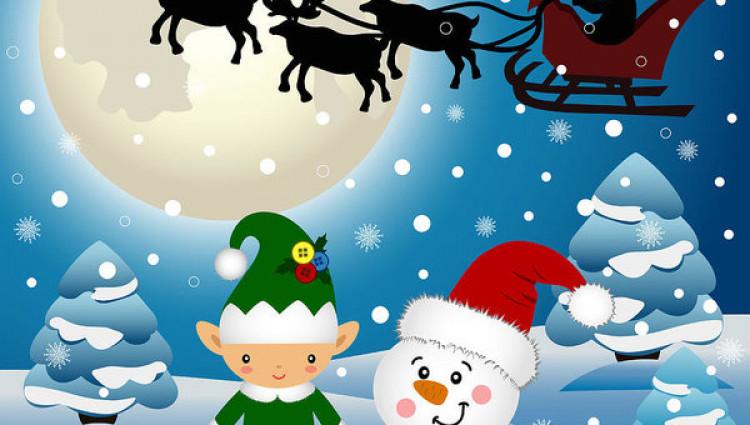 RADIONICA ZA DJECU - Christmas elf