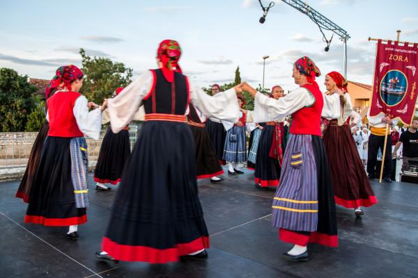 Festival of Croatian Cultural Associations in Drage 2018