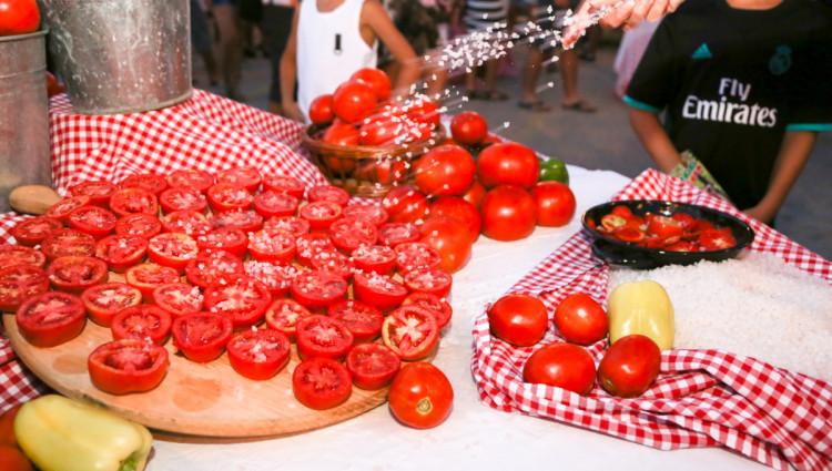Tomato festival 2018